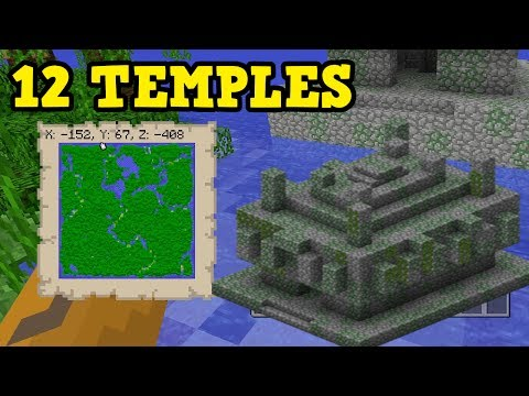 THIS IS POSSIBLE IN TU56? 12 JUNGLE TEMPLE Xbox / PS4 SEED