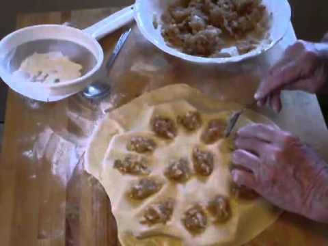 How To Make Apple Pierogi With The Pierogi King