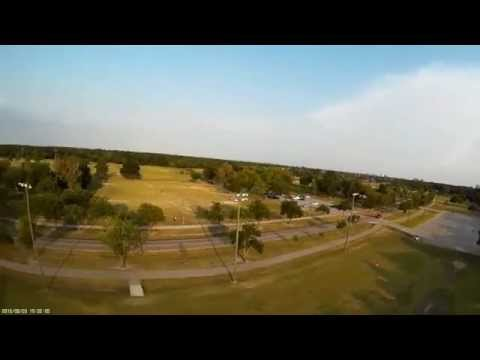 Learning to fly FPV RC quadcopter.