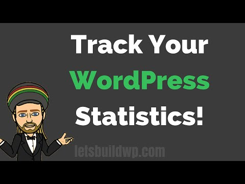 How To Track WordPress Statistics / Analytics without Google