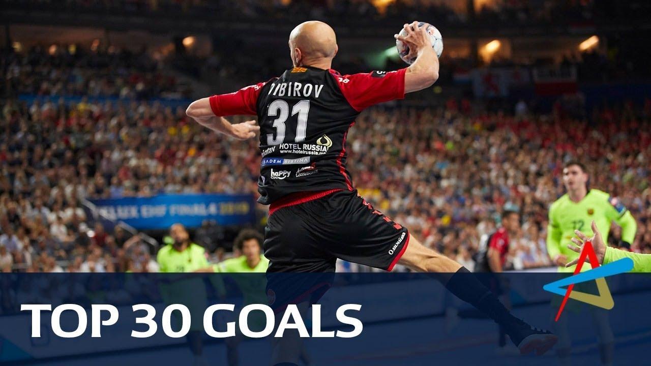 Top 30 Goals | VELUX EHF Champions League 2018/19