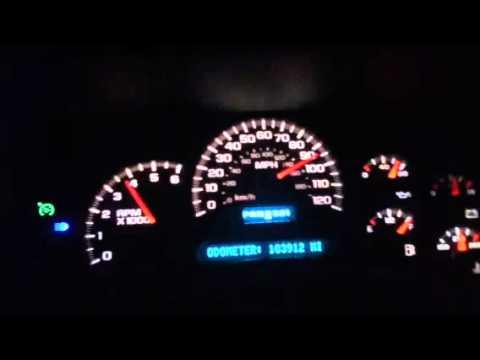 2004 Chevy Silverado 5.3 top speed