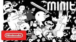 Minit - Launch Trailer - Nintendo Switch