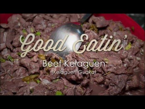 Good Eatin' - Beef Kelaguen - (Kelaguen Guaka)