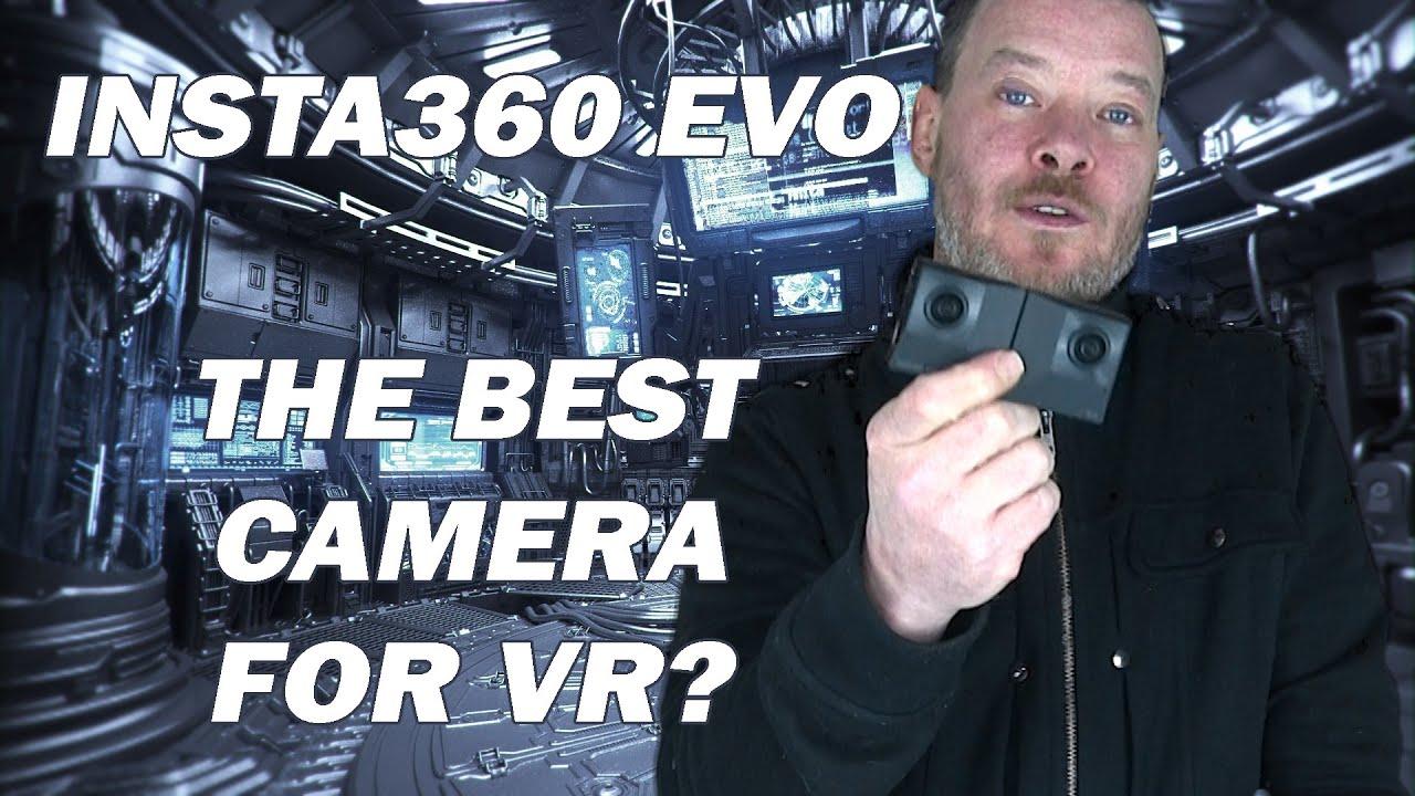 Insta360 Evo - Killer addition for your VR headset!