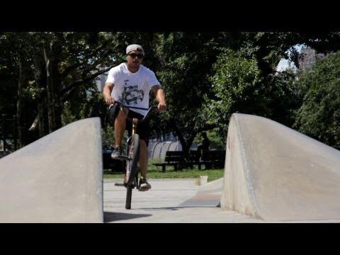 How to Do a Wheelie | BMX Bike Tricks