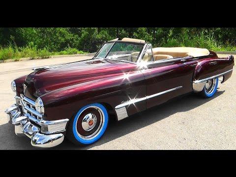 49 Cadillac Convertible Street Rod