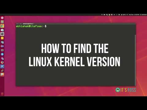 How to Find Linux Kernel Version [3 Tips]