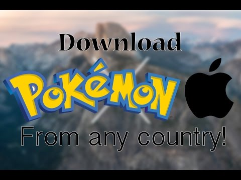 How to Download - Pokemon GO - From Any Country!