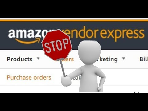 Amazon Vendor Express - Be Careful When Switching From Sellercentral