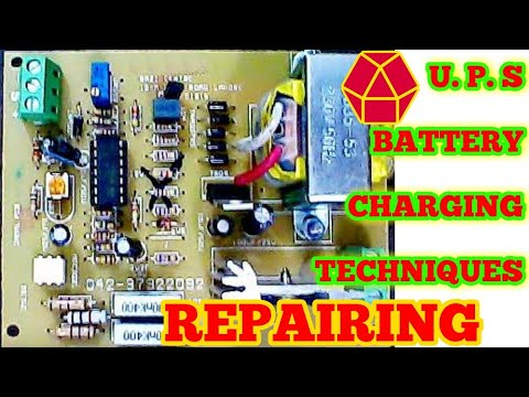 UPS REPAIRING || BATTERY FULL SETTINGS || BATTERY UNDER CHARGE || BATTERY OVER CHARGE ||