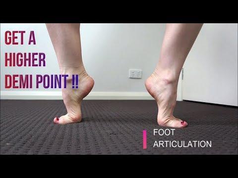 Ballet Feet - Articulation - Follow Along