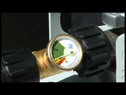 Checking Your GasWatch Propane Safety Gauge For Leaks