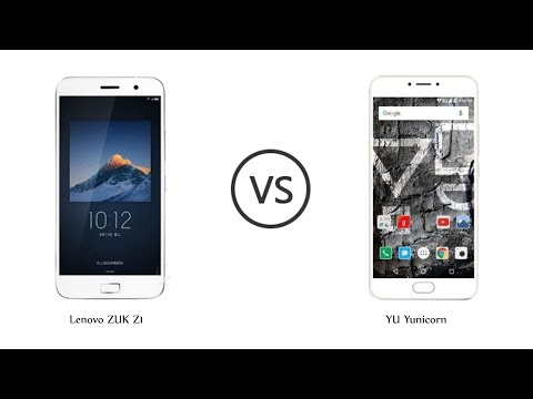 Lenovo Zuk Z1 vs Yu Yunicorn Comparison Review: Which is Worth Buying?