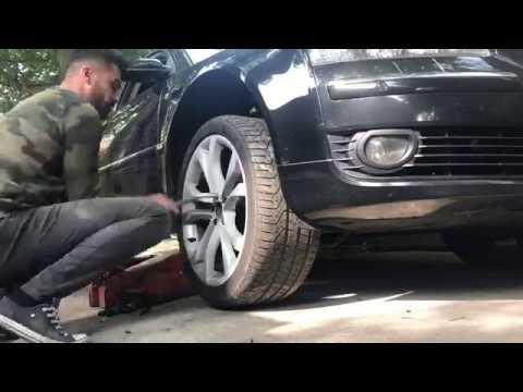 Audi a8 d3 4.2tdi How to change the ABS sensor