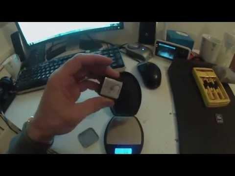 Quadcopter GPS tracker, locator - 25g!