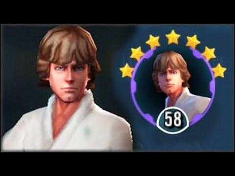 Star Wars: Galaxy of Heroes - Ep.32 - 7-Stars Luke Skywalker [MAX]