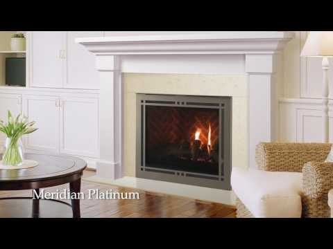 Majestic® Meridian Series Gas Fireplace