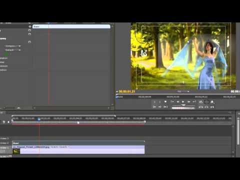 Create Green Screen Video with Wondershare Filmora - Green