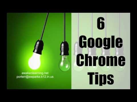 6 Google Chrome Tips That Will Change Your Life