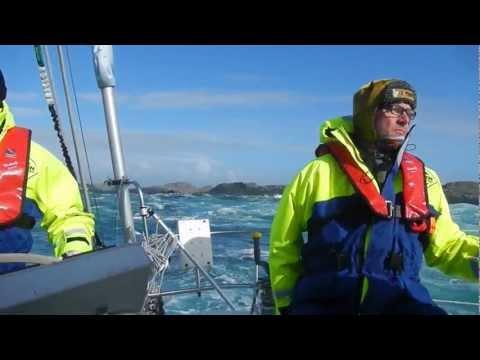 Sailig Norway - Shetland.