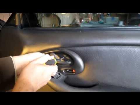 LS1 Camaro / Firebird Window Motor Replacement