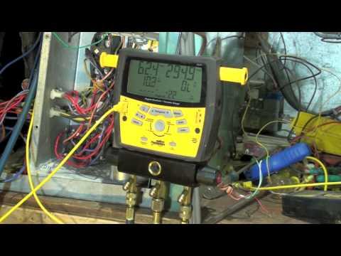 Recharging the water source heat pump
