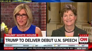 Fight over health care in senate reignited CNN news live