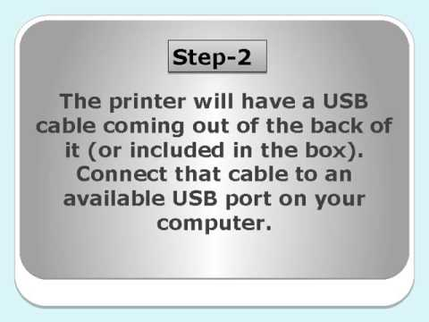How to Upload a Dell Printer to my Mac Computer