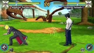 naruto ultimate ninja heroes 3 psp