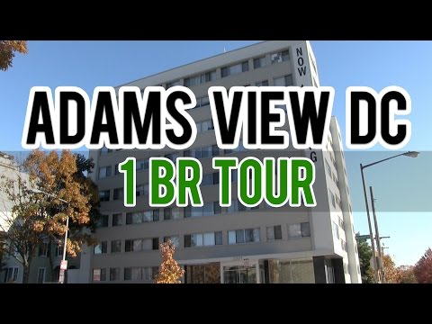 Adams View DC Apartment Tour | 3201 Wisconsin Ave NW | Call (202) 248-4953