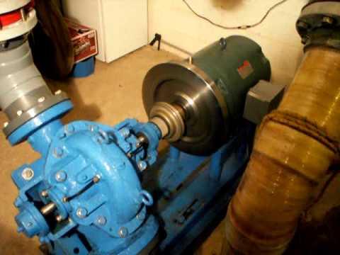 Power House Micro Hydro 20 KW Pumps as Turbine Motor as Generator