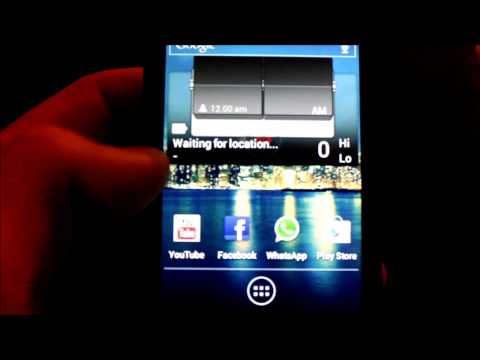 Samsung Galaxy Ace Android 4.0.4 German [HD]