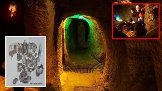 Pre-Ice-Age Labyrinth Found Beneath Edinburgh?