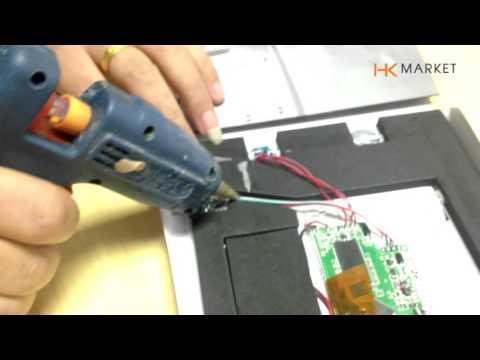 Make a Video book with an Electronic Kit