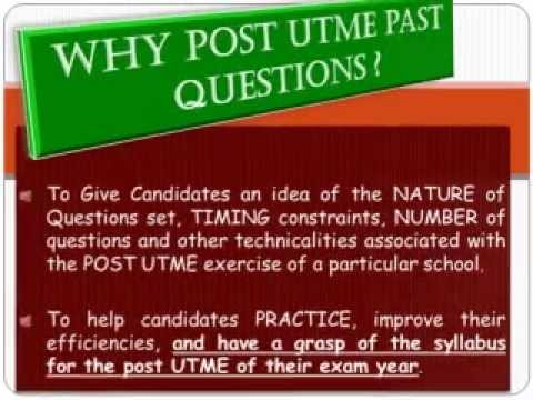 WATCH VIDEO TO DOWNLOAD FREE NNAMDI AZIKIWE UNIVERSITY POST UTME PAST APTITUDE QUESTIONS AND ANSWERS