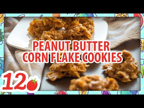How to Make: Peanut Butter Corn Flake Cookies