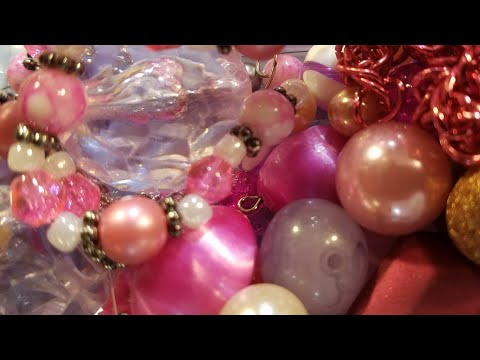 Craft and Chat: Chunky Charm Assembly