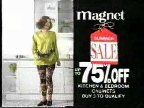 Magnet Advert