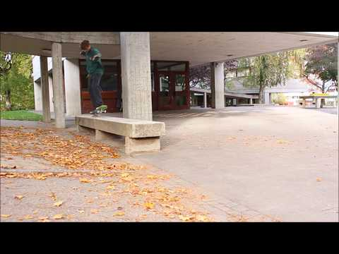 Manual, up and over impossible (footplant thing) out
