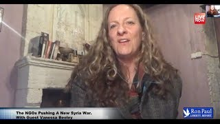 The NGOs Pushing A New Syria War. With Guest Vanessa Beeley