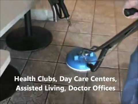 Different Types Tile & Kitchen Floor Cleaning Orlando. 321-216-1442