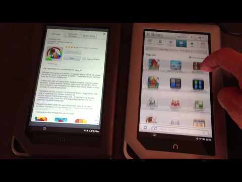 How to install Drawing Pad on Nook Tablet family