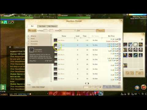 Archeage sell small batches bait worms
