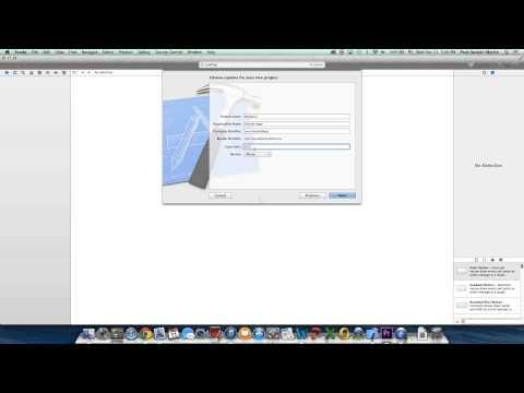 Xcode 5 Bundle Identifier