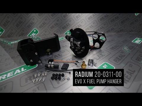 Unboxing Radium Evo X Fuel Pump Hanger 20-0311-00 - Real Street Performance