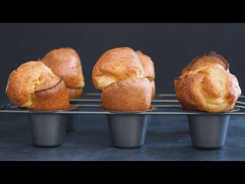 The Secret to Perfect Popovers - Kitchen Conundrums with Thomas Joseph
