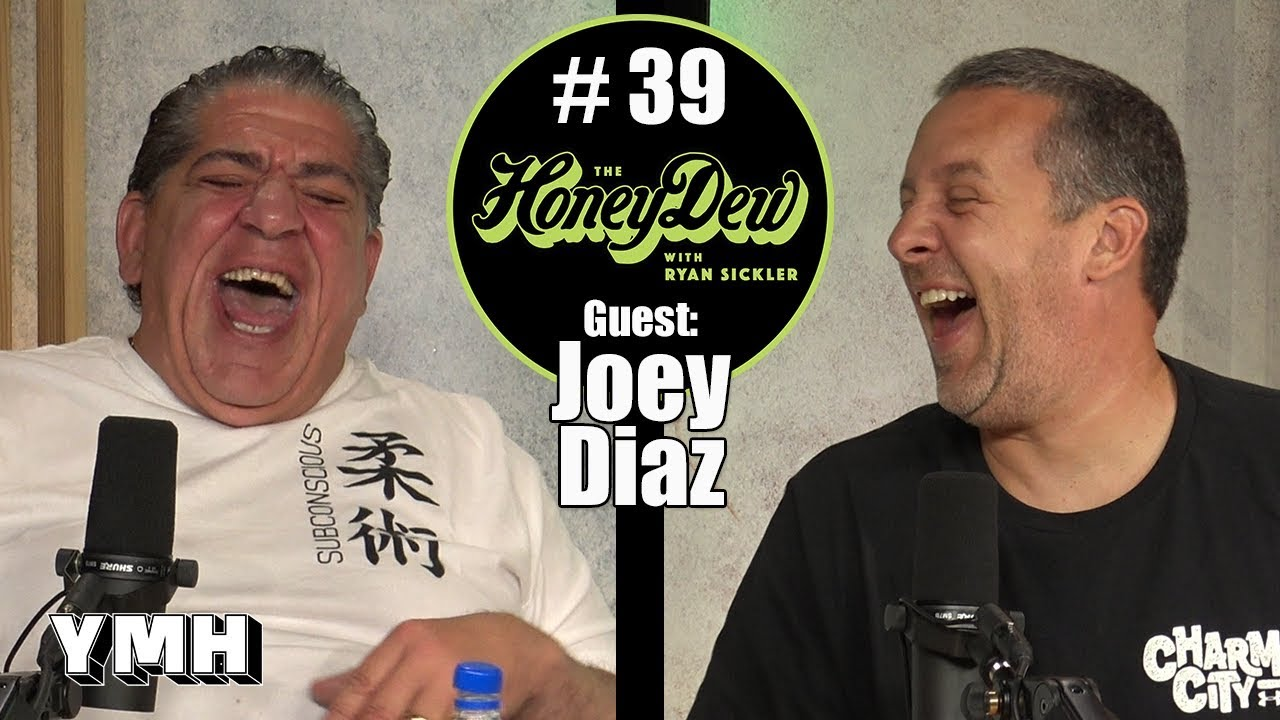 HoneyDew Podcast #39 | Joey Diaz Part 2