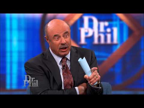 Dr. Phil Shares His Experience Growing Up with an Alcoholic Parent