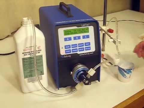 Parker SciLog - LabTec Methadone Dispensing System